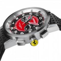 Montre Ferrari Granturismo Chrono rouge