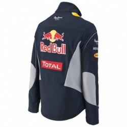 blouson Red Bull Racing Teamline Softshell jacket