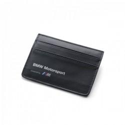 PORTE CARTE DE CREDIT BMW