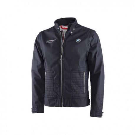 veste bmw motorsport 2 en 1 bleue pour homme. Black Bedroom Furniture Sets. Home Design Ideas