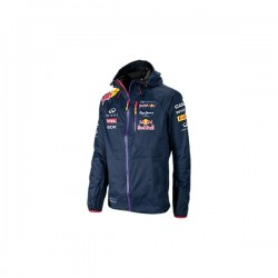 RED BULL OFFICIEL TEAMLINE RAINJACKET - VESTE DE PLUIE