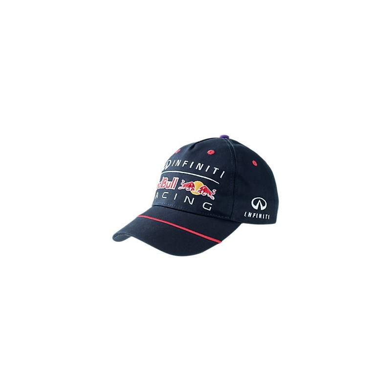 casquette red bull official teamline. Black Bedroom Furniture Sets. Home Design Ideas