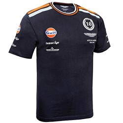 Aston Martin Racing 2014 Team T-Shirt-Navy