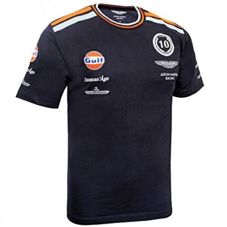 Aston Martin Racing 2014 Team T-Shirt-Navy