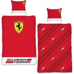 Housse couette Ferrari & taie Ferrari