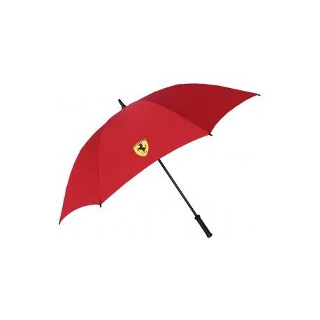 Parapluie Ferrari rouge GRAND modele