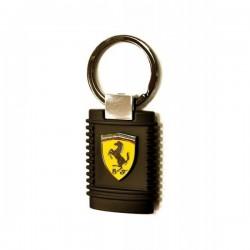 Porte clés FERRARI noir
