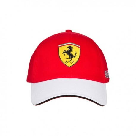 Casquette mixte FERRARI grand ecusson